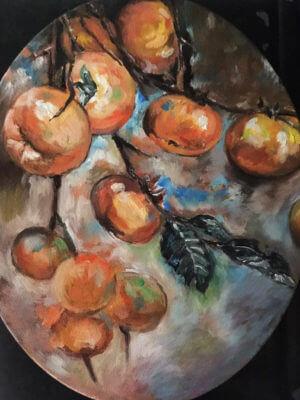 學生作品-油畫5